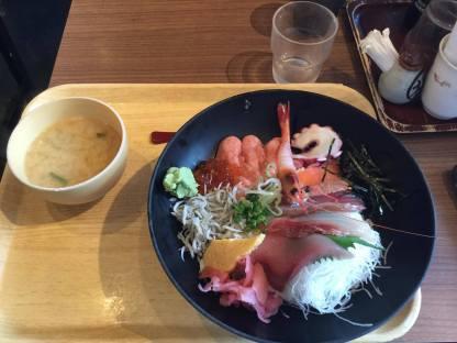 Sushi-Sashimi-Giappone