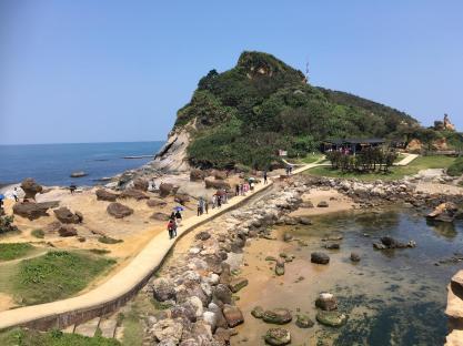 Taiwan-spiaggia