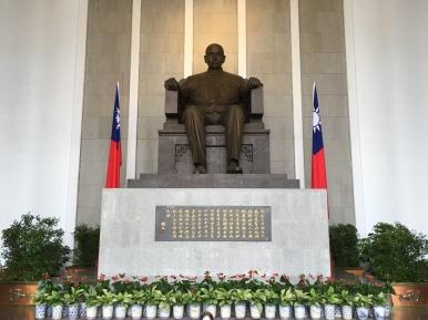 Sun-Yat-Sen-Statua-Monumento-Memoriale