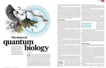 Biologia Quantistica