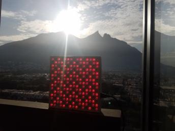 pannello-luce-rossa