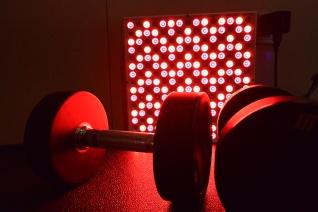 pannello-luce-rossa-pesi